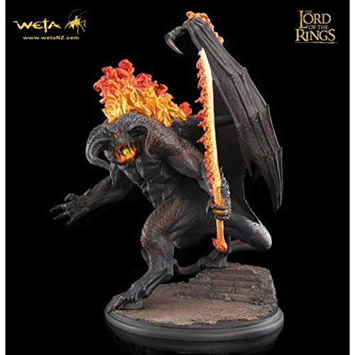 Lord of the Rings Statua Statue The Balrog Demon of Shadow and Flame 52 cm Weta Collectibles
