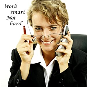 Work Smart, Not Hard Audiobook