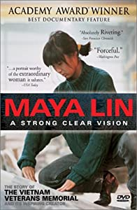 Maya Lin: A Strong Clear Vision