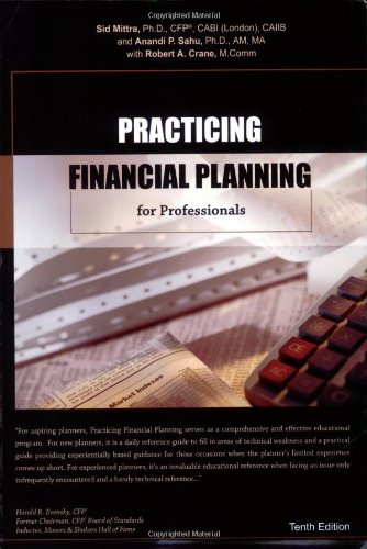 Practicing Financial Planning for Professionals Textbook...