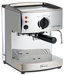 Prestige Coffee Maker Instructions : Amazon.com: Lello 1375 Ariete Cafe Prestige Coffee Maker: Steam Espresso Machines: Kitchen & Dining