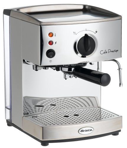 Find Cheap Lello 1375 Ariete Cafe Prestige Coffee Maker