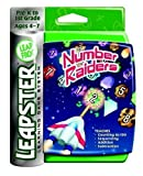 LeapFrog Leapster Game: Number Raiders