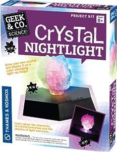 Thames & Kosmos Thames & Kosmos Crystal Nightlight, Multi Color