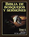Biblia de bosquejos y sermones: Hechos (Biblia de Bosquejos y Sermones N.T.) (Spanish Edition) (0825410118) by Anonimo