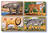 Melissa & Doug Deluxe Zoo in a Box Jigsaw Puzzles