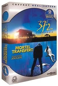 Coffret Jean-Jacques Beineix 2 DVD : 37°2 le matin / Mortel transfert