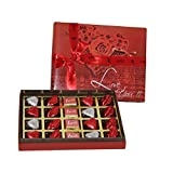 ZOROY Eternal Love - Box With 20 Milk Chocolates In Assorted Love Shapes