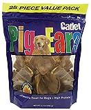 Cadet Pig Ears Dog Treats; 25 ct.