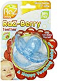 RazBerry Teether Baby Blue