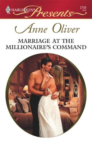Image of Marriage At The Millionaire's Command