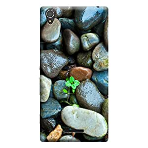 iCover Premium Printed Mobile Back Case Cover With Full protection For Sony Xperia T3 (Designer Case)