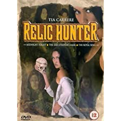 Relic Hunter - Midnight Flight / The Executioner's Mask / The Royal Ring / Set In Stone / Deadline [UK IMPORT]