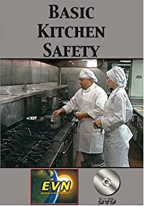 Basic Kitchen Safety DVD