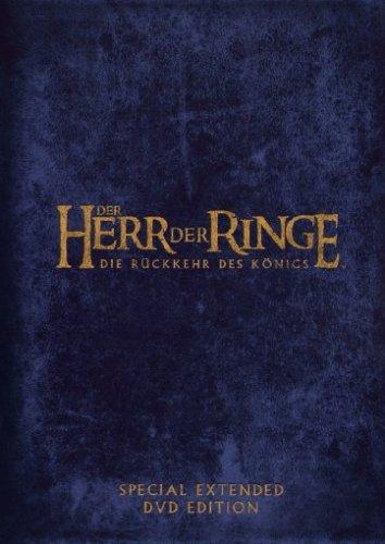 Der Herr der Ringe - Die Rückkehr des Königs (Special Extended Edition, 4 DVDs)