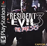 Resident Evil 3: Nemesis (Sony PlayStation PS1) NTSC US