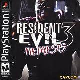 Resident Evil 3: Nemesis (Sony PlayStation PS1) NTSC US