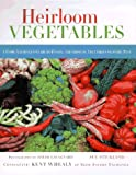 img - for Heirloom Vegetables: A Home Gardener's Guide to Finding and Growing Vegetables from the Past book / textbook / text book
