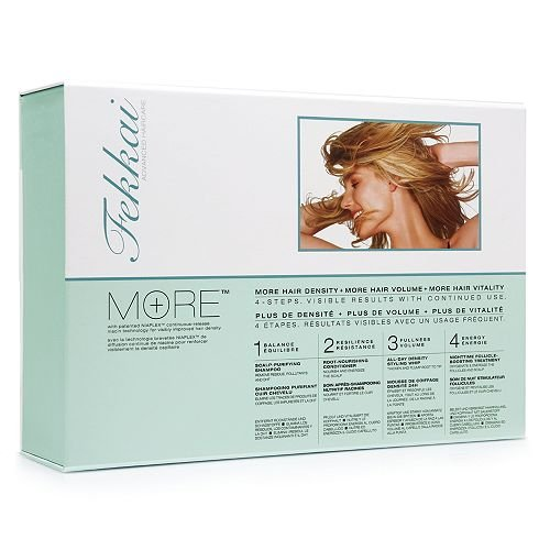 Frederic Fekkai More 4-Step System To Increase Hair Density 1 set (250 ml) images