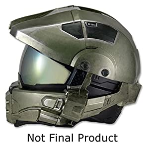 NECA Master Chief Motorcycle Helmet - Large from Neca
