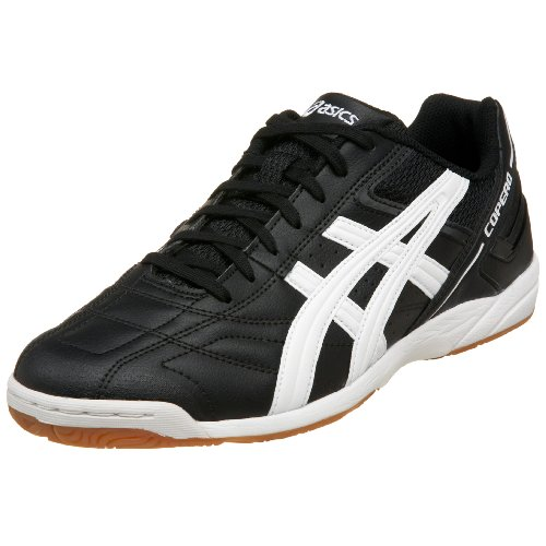 ASICS Copero S Sneaker,Black/White,Men's 11.5 M/Women's 13 M