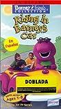 echange, troc Riding in Barney's Car [VHS] [Import USA]
