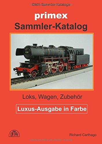 Primex-Modelleisenbahn-Sammler-Katalog-in-Farbe-Loks-Wagen-Zubehr-in-H0