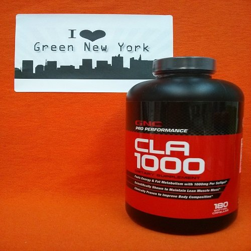 GNC Pro Performance CLA, Softgel
