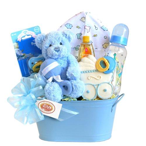 Baby Gift Baskets California : Baby gift basket california delicious cuddly