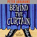 Behind the Curtain: An Echo Falls Mystery (       UNABRIDGED) by Peter Abrahams Narrated by Colleen Delaney