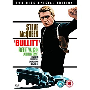 Bullitt (2 Disc Special Edition) [DVD] [1968]