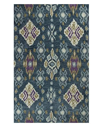 Kas Rugs Anise Allover Ikat Rug