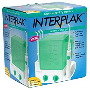 Interplak Dental Water Jet, 1 each
