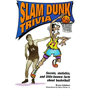 Amazon.com: Slam Dunk Trivia (Sports Trivia) (9780822598046 ...