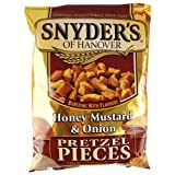 Snyder's Pretzel Pieces - Honey, Mustard and Onion