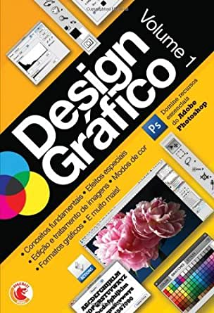 Amazon.com: Design Gráfico - vol 1 (Portuguese Edition) eBook: Equipe