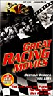 Great Racing Movies (The Fast and the Furious-1954/The Big Wheel/Hot Rod Girl) - EP Mode [VHS]