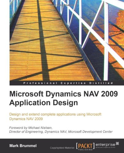 Microsoft Dynamics NAV 2009 Application Design, Buch