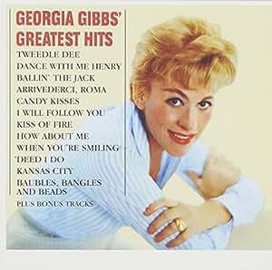 Georgia Gibbs - Music And Memories