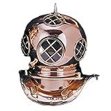 7 1/2 Helmet Nautical Tropical Home Decor