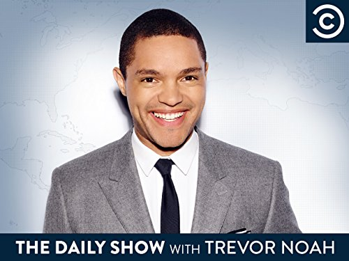 The Daily Show with Trevor Noah (2015) (Television Series)