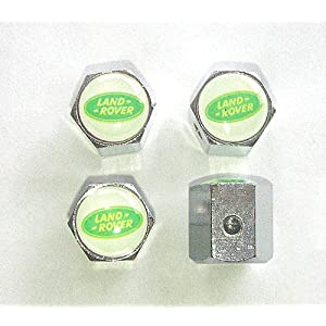 Land Rover Anti-theft Car Wheel Tire Valve Stem Caps
