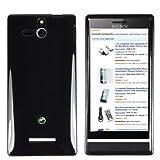 Mumbi TPU Silicone Protective Phone Skin for Sony Xperia U