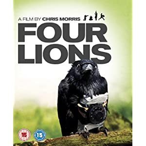 Four Lions - Special Edition [DVD]