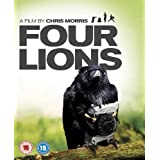Four Lions - Special Edition [DVD]by Riz Ahmed