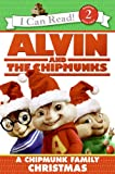 Alvin and the Chipmunks: A Chipmunk Family Christmas (I Can Read Book 2) (0061715468) by Hill, Susan