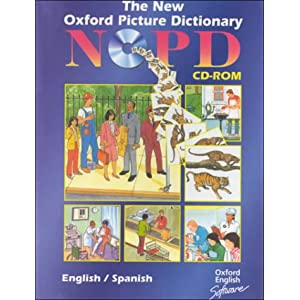 oxford picture dictionary english spanish pdf