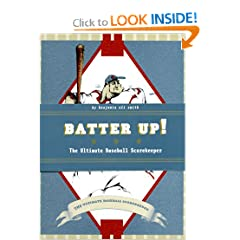 Batter Up! The Ultimate Baseball Scorekeeper
