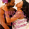 One Special Moment: A Madaris Family Novel Audiobook by Brenda Jackson Narrated by Pete Ohms