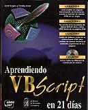 img - for Aprendiendo VBScript en 21 dias book / textbook / text book